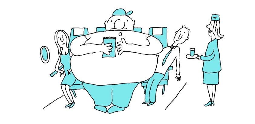 Fat seat