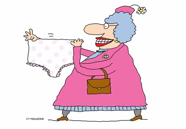 Granny Pants