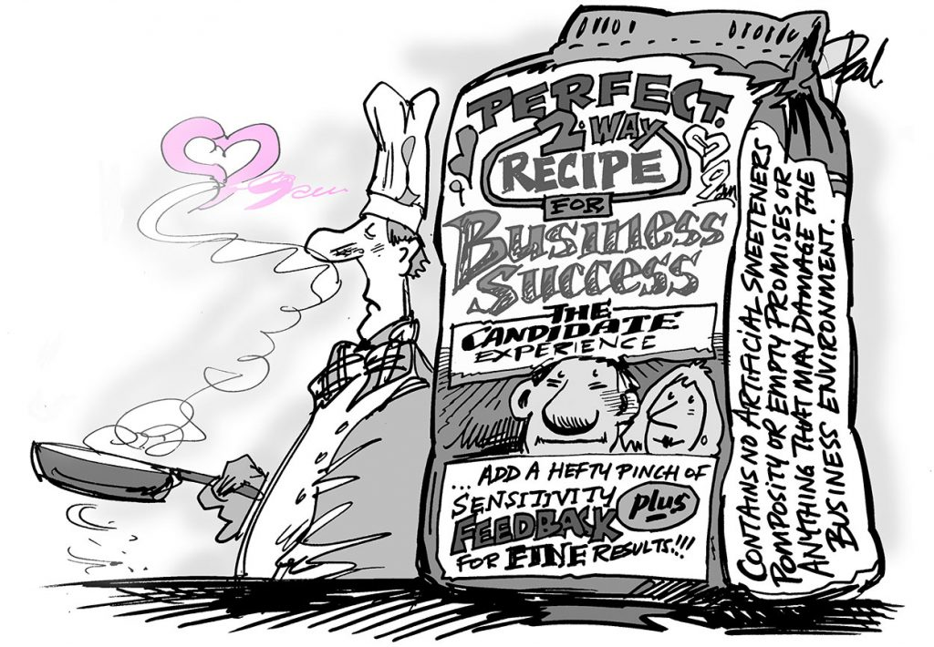 Employment cartoon